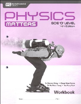 Physics Matters Workbook