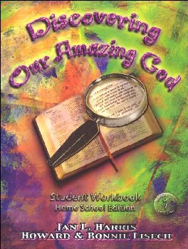 Discovering Our Amazing God Student Workbook