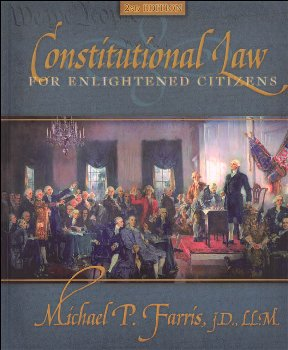 Constitutional Law for Enlightened Citizens 2nd Edition Textbook