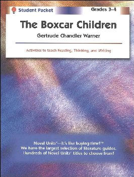 Boxcar Children Student Packet