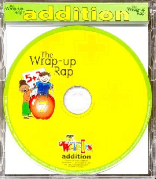 Addition Wrap-Up CD
