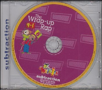 Subtraction Wrap-Up CD