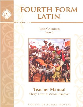 Fourth Form Latin Teacher Manual