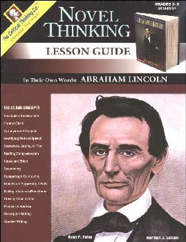 Novel Thinking: In Their Own Words - Abraham Lincoln