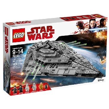 LEGO Star Wars First Order Star Destroyer? (75190)