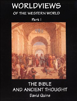 World Views of the Western World Part 1: Bible and Ancient Thought