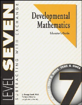 Developmental Math Level 7 Instruction Guide