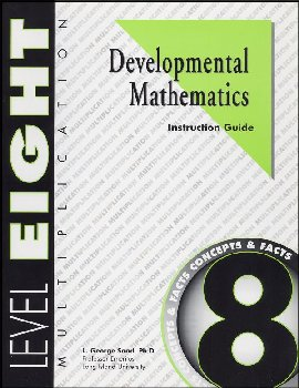 Developmental Math Level 8 Instruction Guide