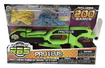 Precision Rubber Band System - Proteus
