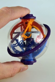 World's Smallest Perplexus Twist