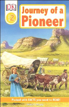 Journey of a Pioneer (DK Reader Level 2)