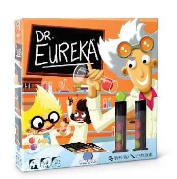 Dr. Eureka Game