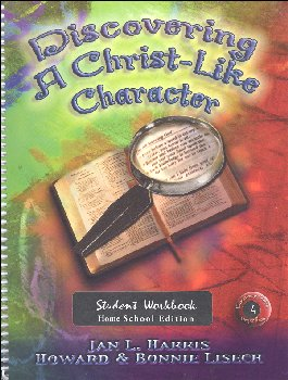 Discovering a Christ-Like Character Home School Student