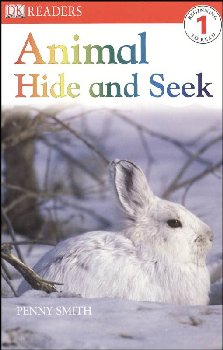 Animals Hide and Seek (DK Reader Level 1)