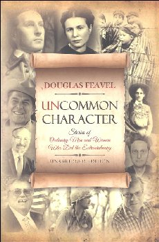 Uncommon Character (paperback)