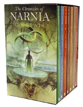 Chronicles of Narnia Boxed set - Mass Market