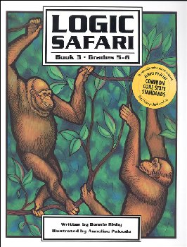Logic Safari Book 3