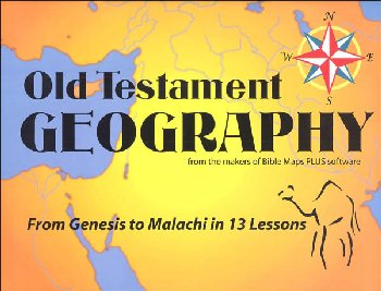 Old Testament Geography Book