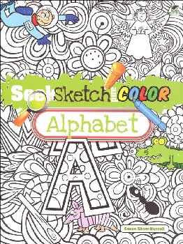 Seek, Sketch and Color: Alphabet