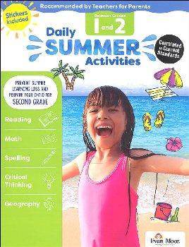 Daily Summer Activities 1-2