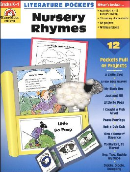 Literature Pockets - Nursery Rhymes