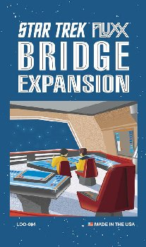 Star Trek Fluxx: Bridge Expansion Game