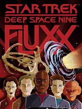 Star Trek Fluxx: Deep Space 9 Fluxx Game