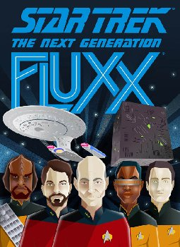 Star Trek Fluxx: The Next Generation Game