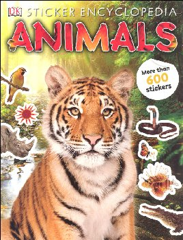 Sticker Encyclopedia: Animals
