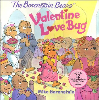 Berenstain Bears' Valentine Love Bug