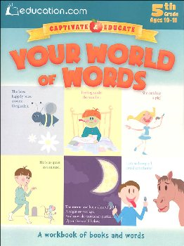 Your World of Words Workbook