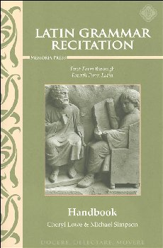 Latin Grammar Recitation Handbook