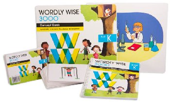 Wordly Wise 3000 K Teacher Pack