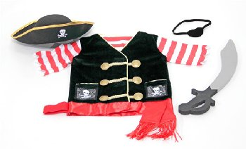 Pirate (Role Play Set)