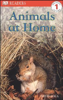 Animals At Home (DK Reader Level 1)