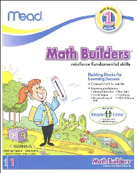 Mead First Grade Math Builders Workbook