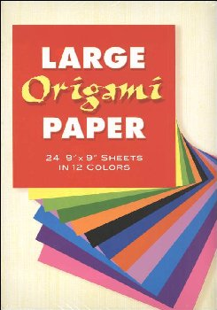 Large Origami Paper refill