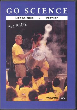 Go Science Set 2 - Volume 2: Life Science and Weather