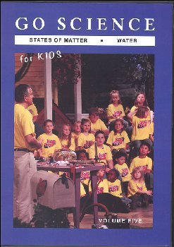 Go Science Set 2 - Volume 5: States of Matter and Water