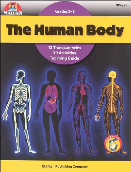 Human Body Transparencies and Reproducible Worksheets