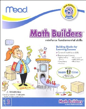 Mead Third Grade Math Builders Workbook