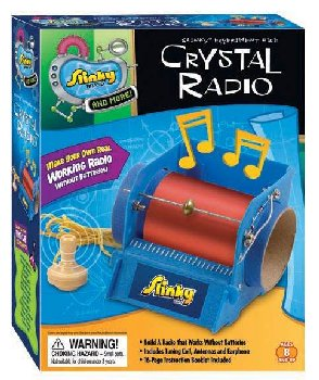 Crystal Radio Science Mini-lab