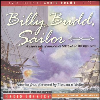 Billy Budd, Sailor (Radio Theatre) CD