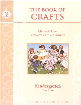 Book of Crafts for Kindergarten