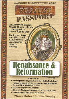 History Through the Ages Project Passport: Renaissance and Reformation