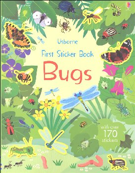 First Sticker Book - Bugs