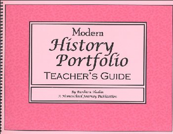 Modern History Portfolio Teacher's Guide
