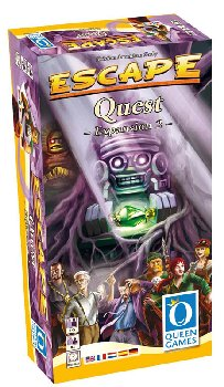Escape  Quests  Expansion Game