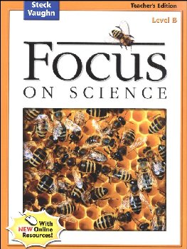 Focus on Science Level B Teacher Guide