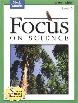 Focus on Science Level D Teacher Guide